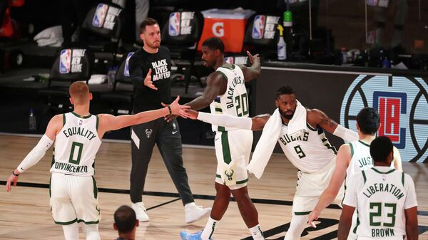 Баскетболисты Милуоки Бакс
