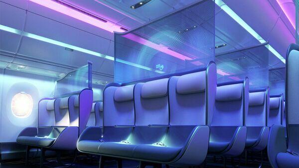 Британские дизайнеры показали самолеты будущего