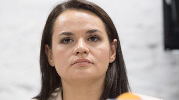 КГБ Белоруссии сообщил о предотвращенном покушении на Тихановскую