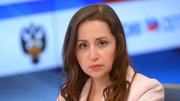 Машкова будет представлять Россию в совете СНГ по физкультуре и спорту