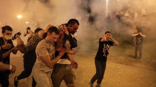 В Белоруссии возбудили 17 уголовных дел после беспорядков