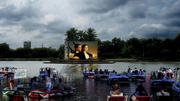 В Тель-Авиве откроется плавучий кинотеатр