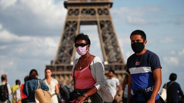 Ситуация с коронавирусом COVID-19 во Франции