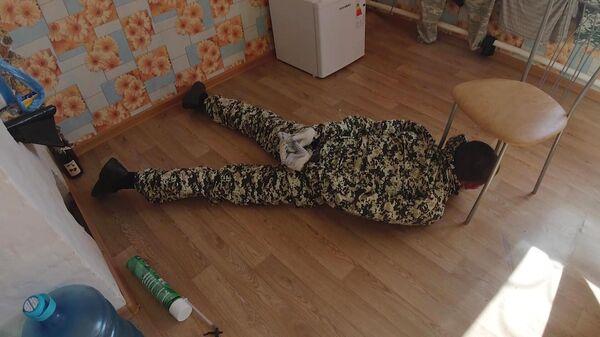 Задержание сотрудниками ФСБ РФ на территории Ивановской области лиц, причастных к противоправной деятельности организованной преступной группы,