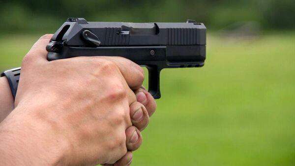 Новый самозарядный компактный пистолет Полоз