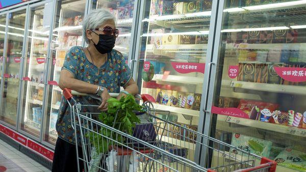 В Китае призвали экономить еду. У России появился шанс потеснить США