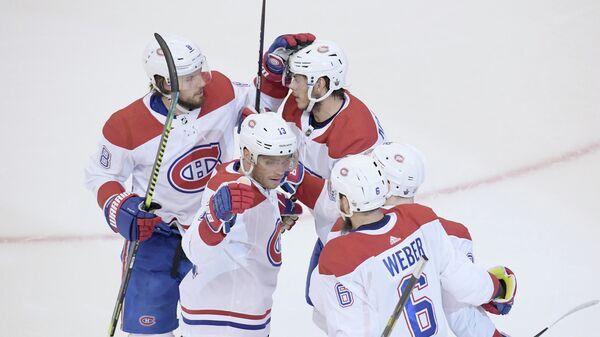 Хоккеисты Монреаль Канадиенс