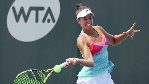 Американская теннисистка Дженнифер Брэди