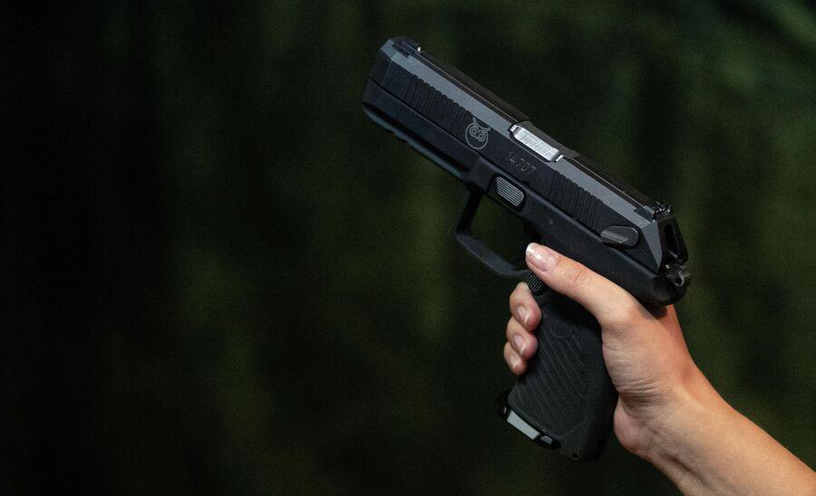 Гражданский пистолет 'Аспид'