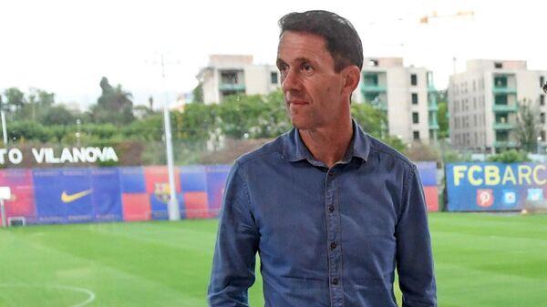Спортивный директор Барселоны Рамон Планес