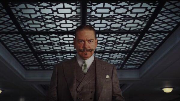 Кадр из фильма Смерть на Ниле