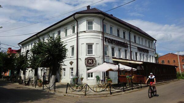 Здание гостиницы (19 век)