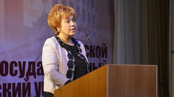 Ректор Тверского государственного медицинского университета Леся Чичановская