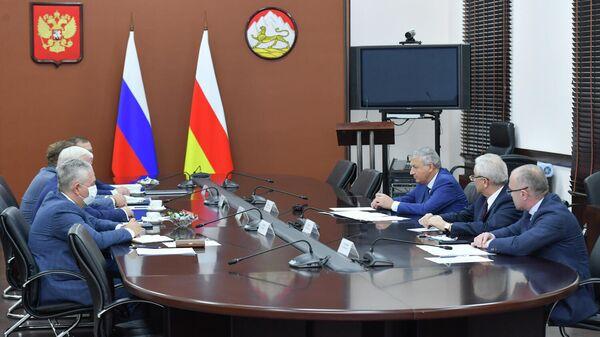 МСП Банк поддержит строительную отрасль Северной Осетии