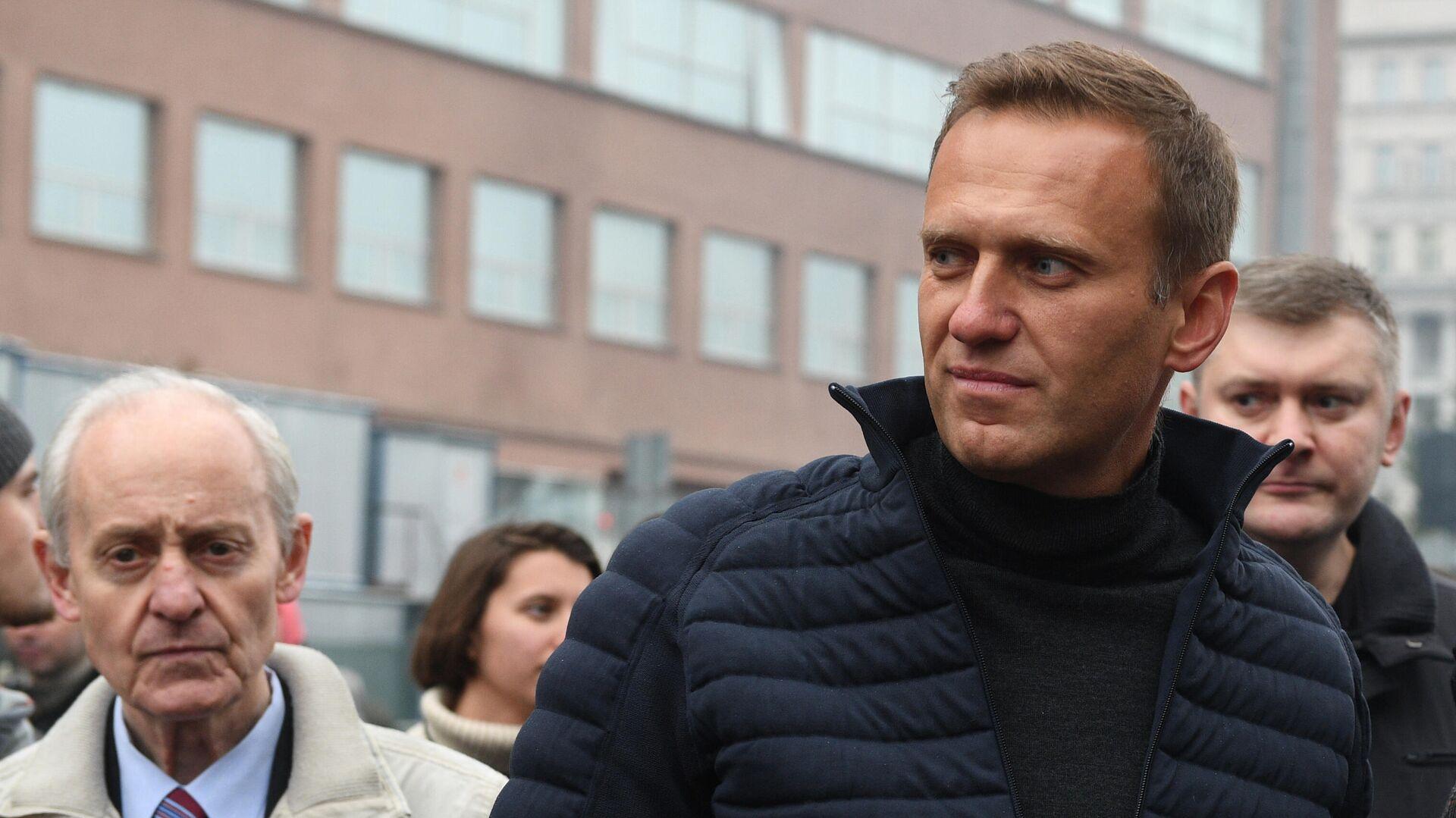 Навальный продолжает находится «на иждивении» Пригожина
