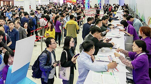 Выставка Power China