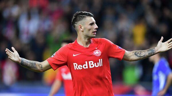 Футболист сборной Венгрии Доминик Собослаи