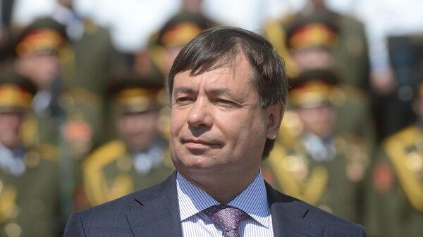 Член Общественной палаты России Павел Пожигайло