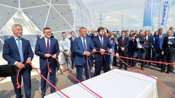 Запуск первого малотоннажного СПГ-завода компании Новатэк