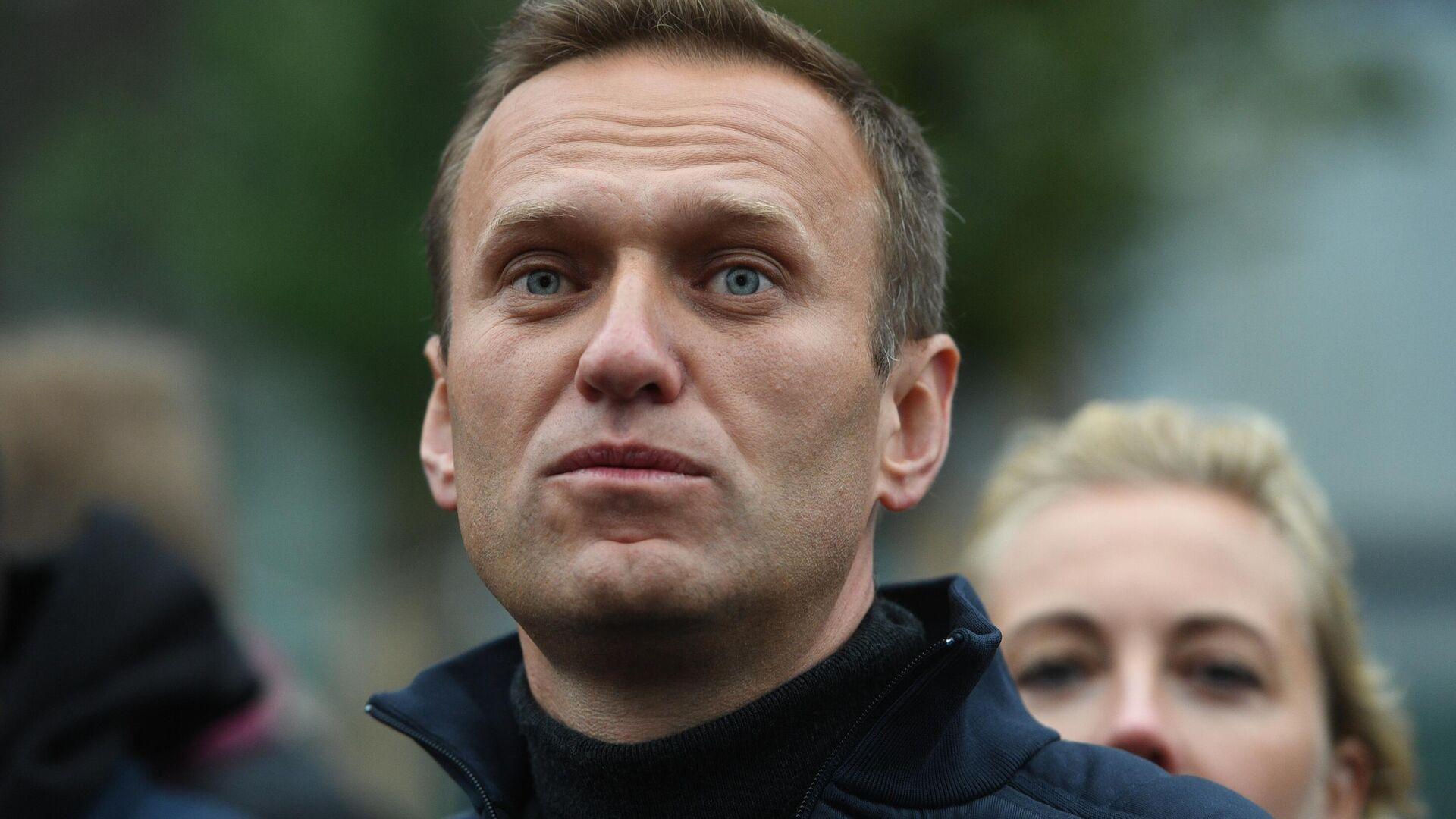 Алексей Навальный - РИА Новости, 1920, 15.09.2020
