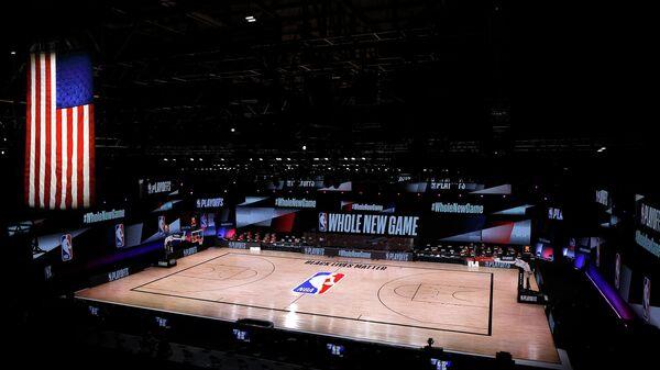 Баскетбольная арена Лэйк Буэна Виста во Флориде