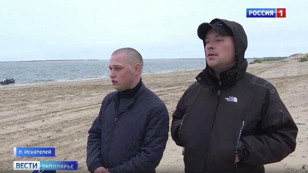 Александр Маслов и  Евгений Борисевич