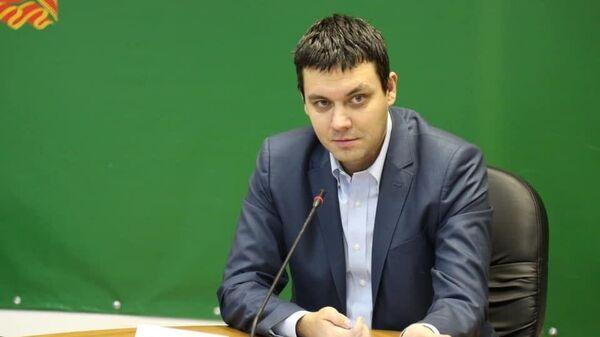 Заместитель руководителя Рослесхоза Иван Советников