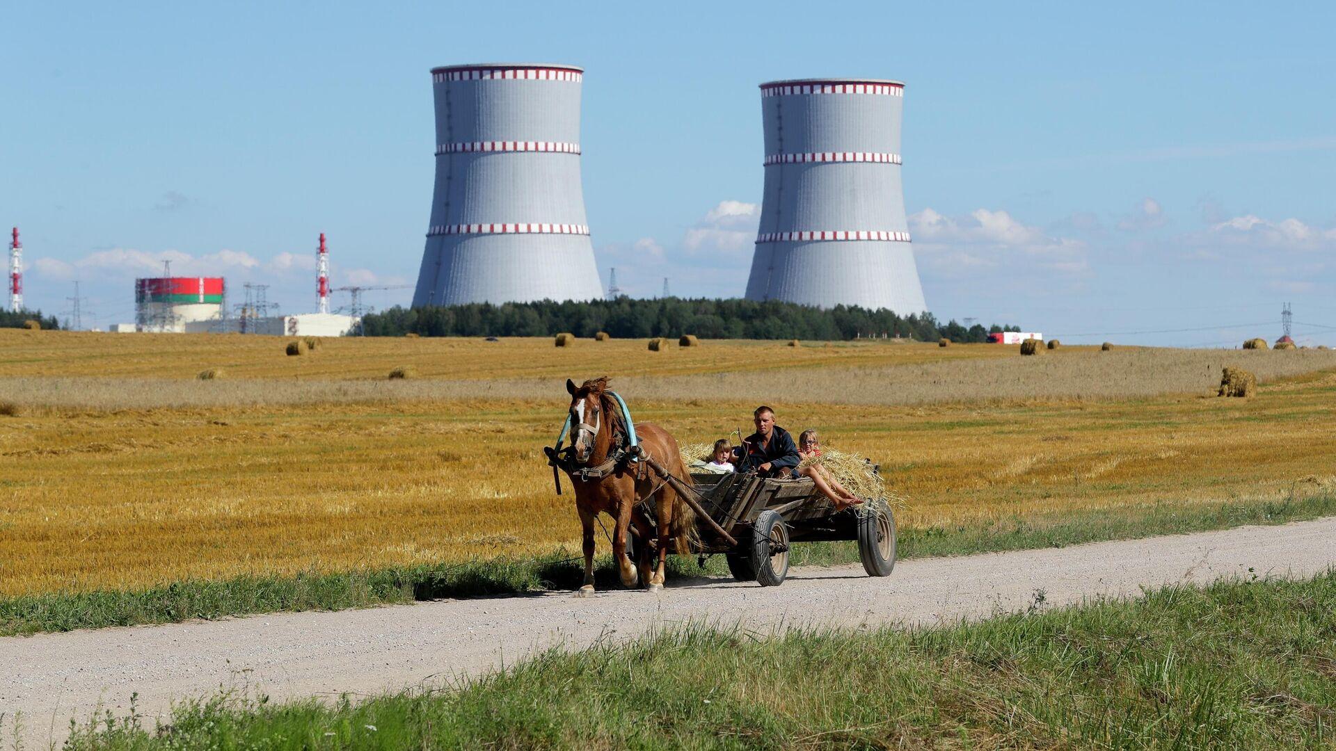 Белорусская АЭС  - РИА Новости, 1920, 21.09.2020