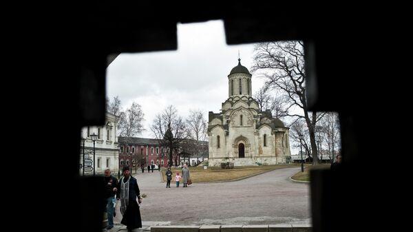 Метаморфозы древней московской обители