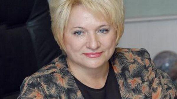 Бывший Министр социальных отношений Челябинской области Надежда Гартман