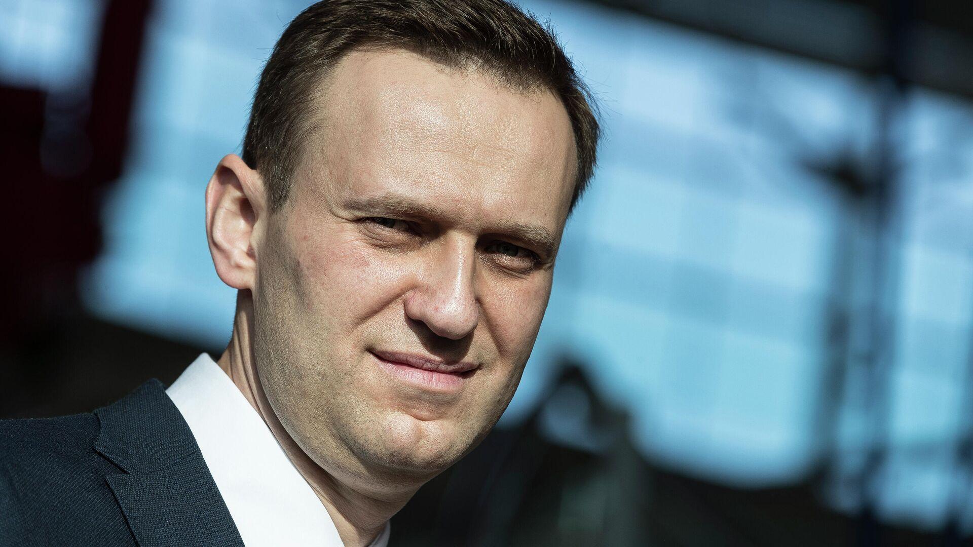 Алексей Навальный - РИА Новости, 1920, 23.09.2020
