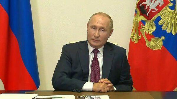 Путин: Кому-то показалось, что можно переписать то, что было в истории на самом деле