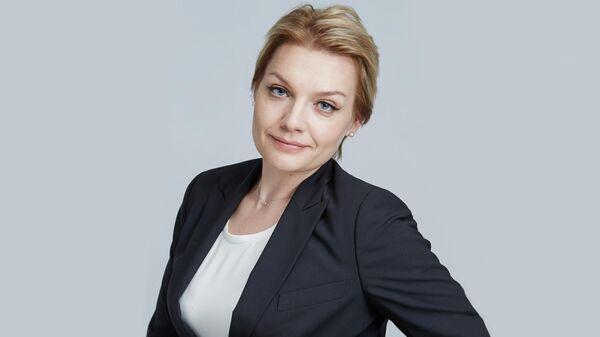 Заместитель Министра энергетики Российской Федерации Анастасия Бондаренко