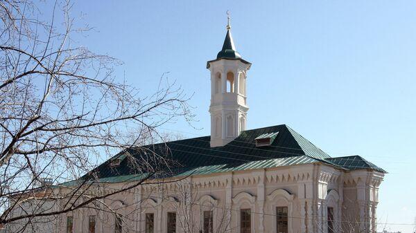 Апанаевская мечеть (Байская)