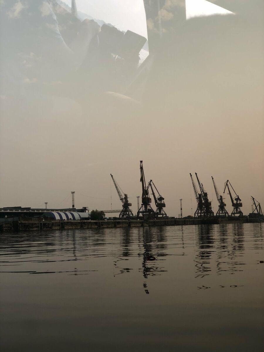 Якутский порт