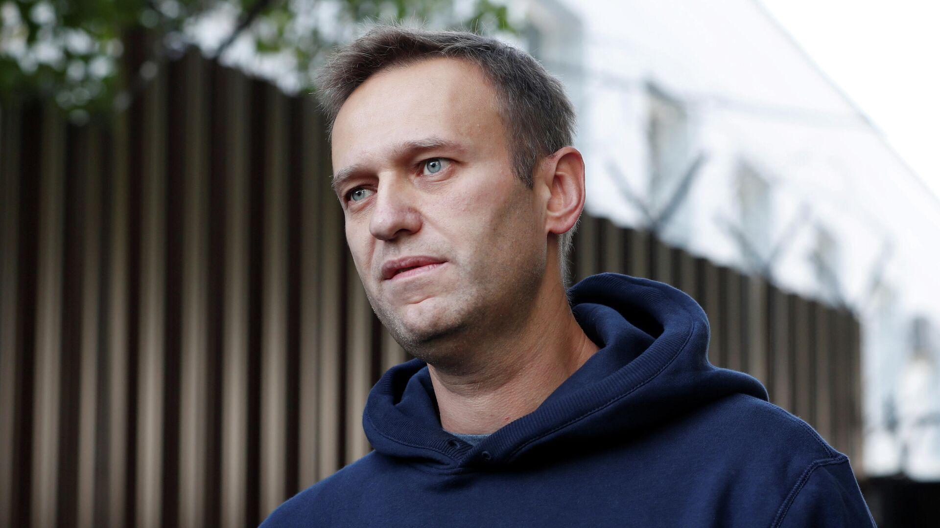 Алексей Навальный - РИА Новости, 1920, 17.09.2020