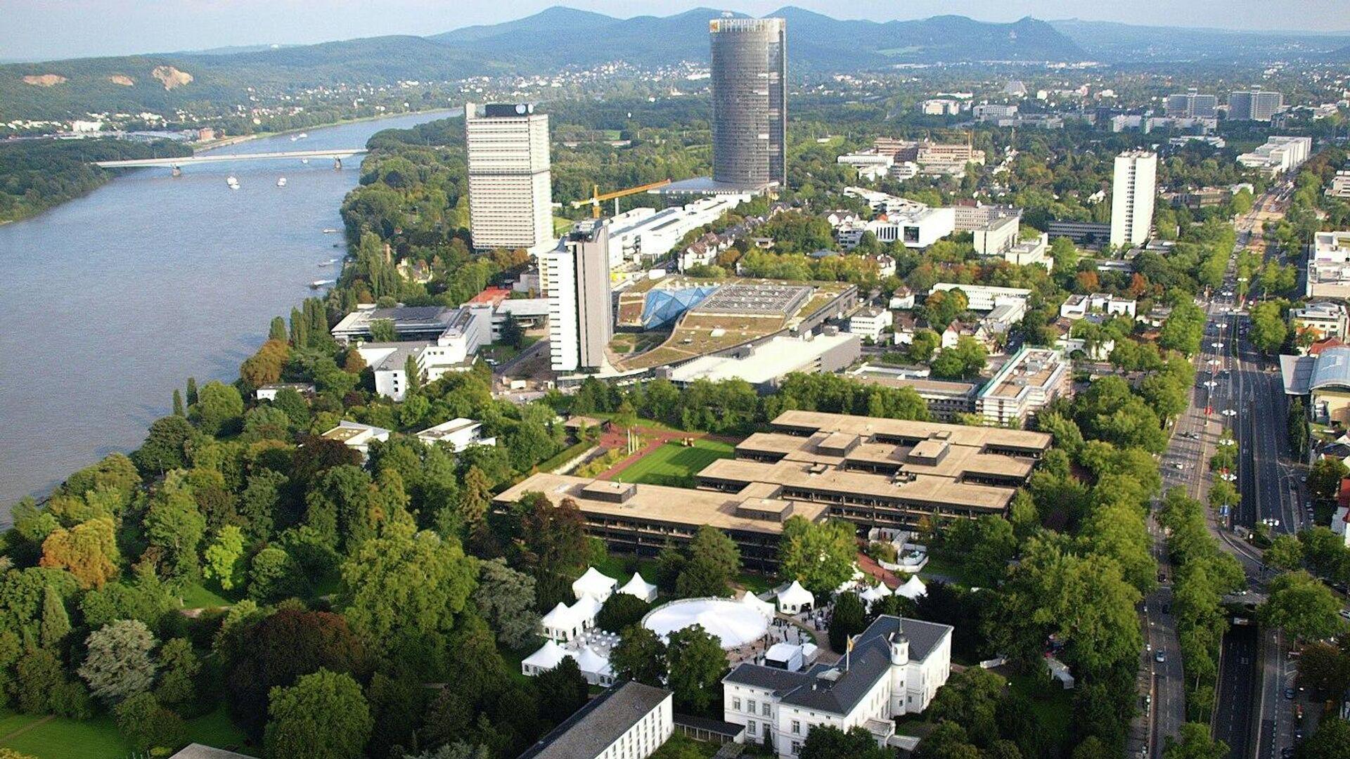 Вид на город Бонн в Германии - РИА Новости, 1920, 12.05.2021