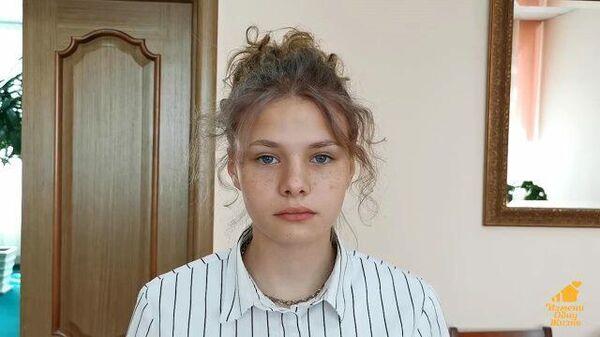 Екатерина Т., март 2005, Москва
