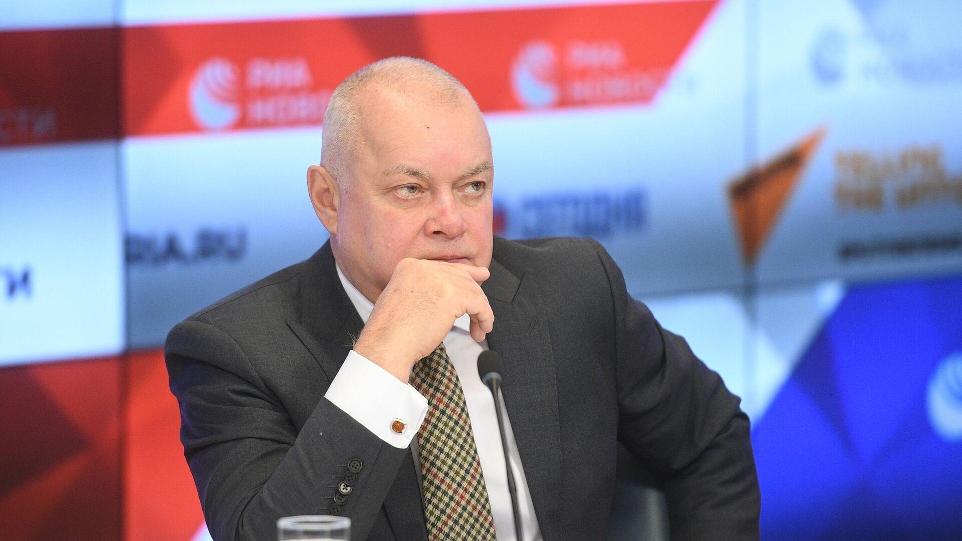 Генеральный директор МИА Россия сегодня Дмитрий Киселев - РИА Новости, 1920, 04.12.2020