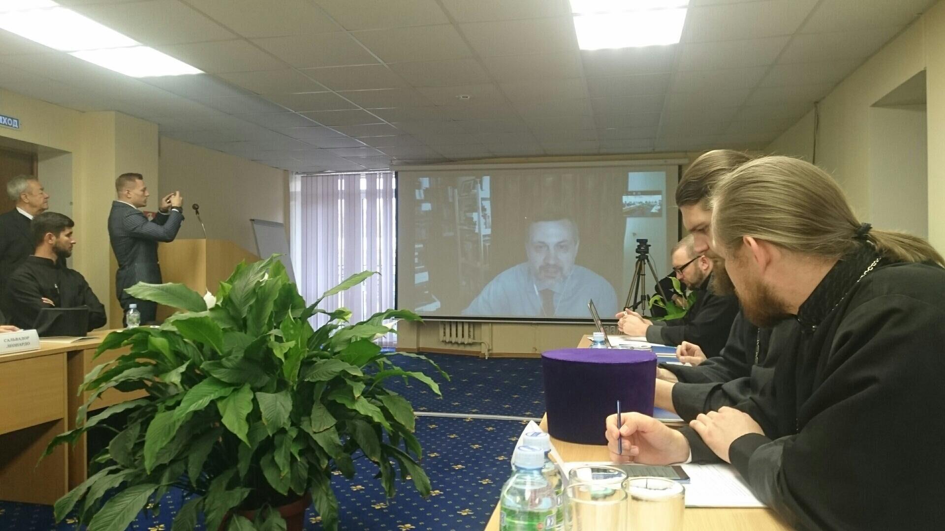 Конференция РПЦ - РИА Новости, 1920, 12.09.2020