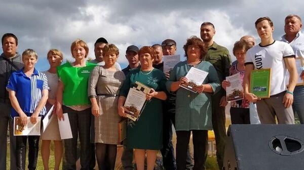 Жители села Ульяновка Шилкинского района Забайкальского края