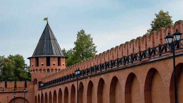 Башня Тульского кремля
