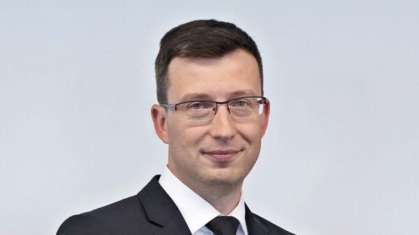 Заместитель гендиректора фонда Дом.РФ Антон Финогенов