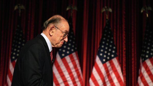 Экс-председатель ФРС США Алан Гринспен