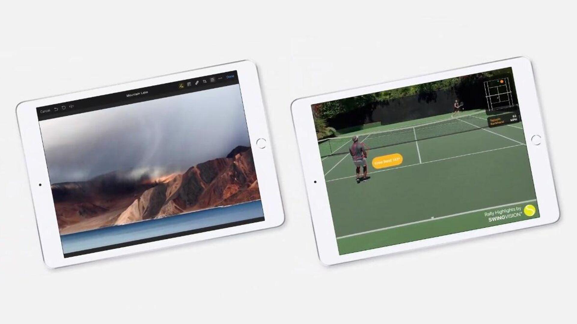 Apple iPad 2020 - РИА Новости, 1920, 15.09.2020