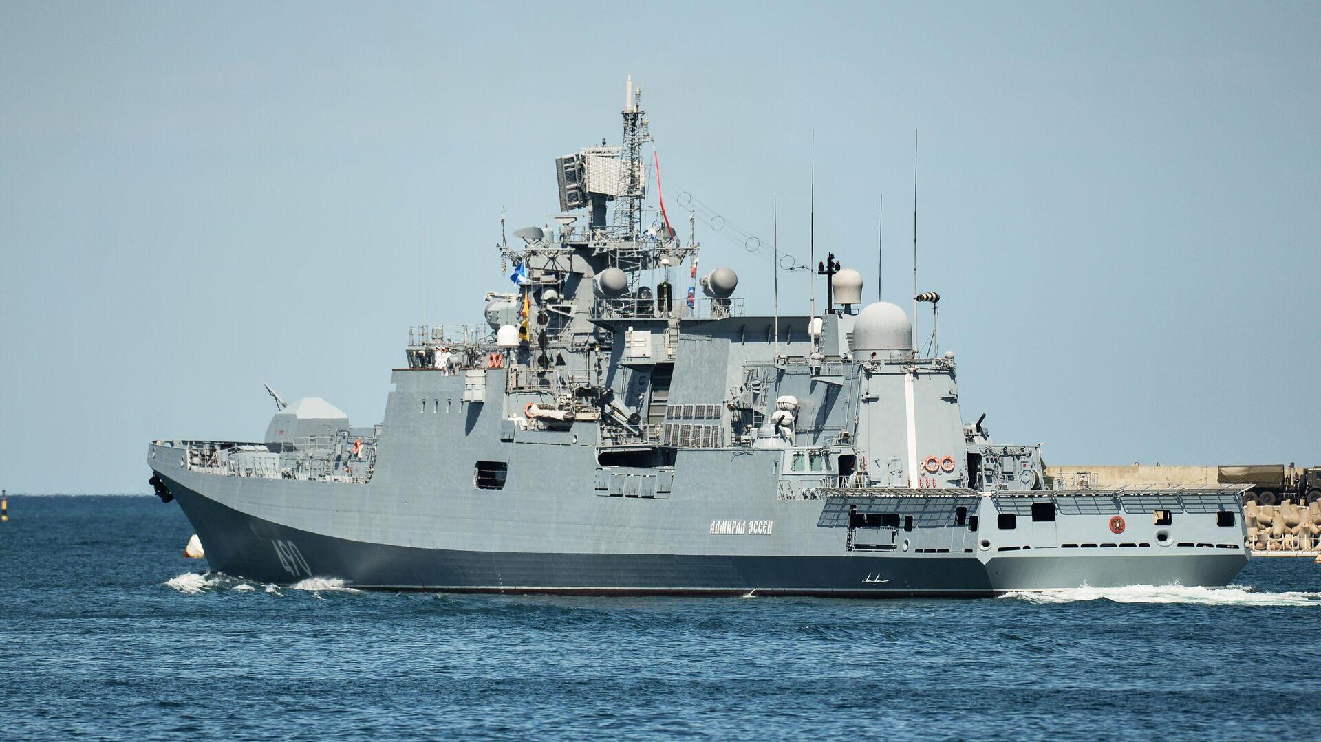 Путин поручил создать в Судане пункт технического обеспечения ВМФ » RU ·  TODAY — новости, объявления