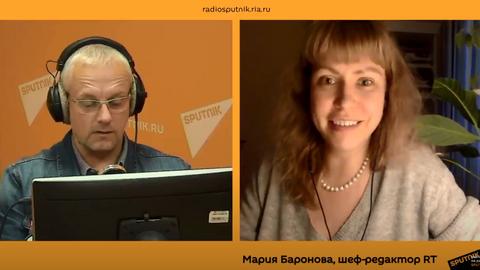 Мария Баронова, журналист