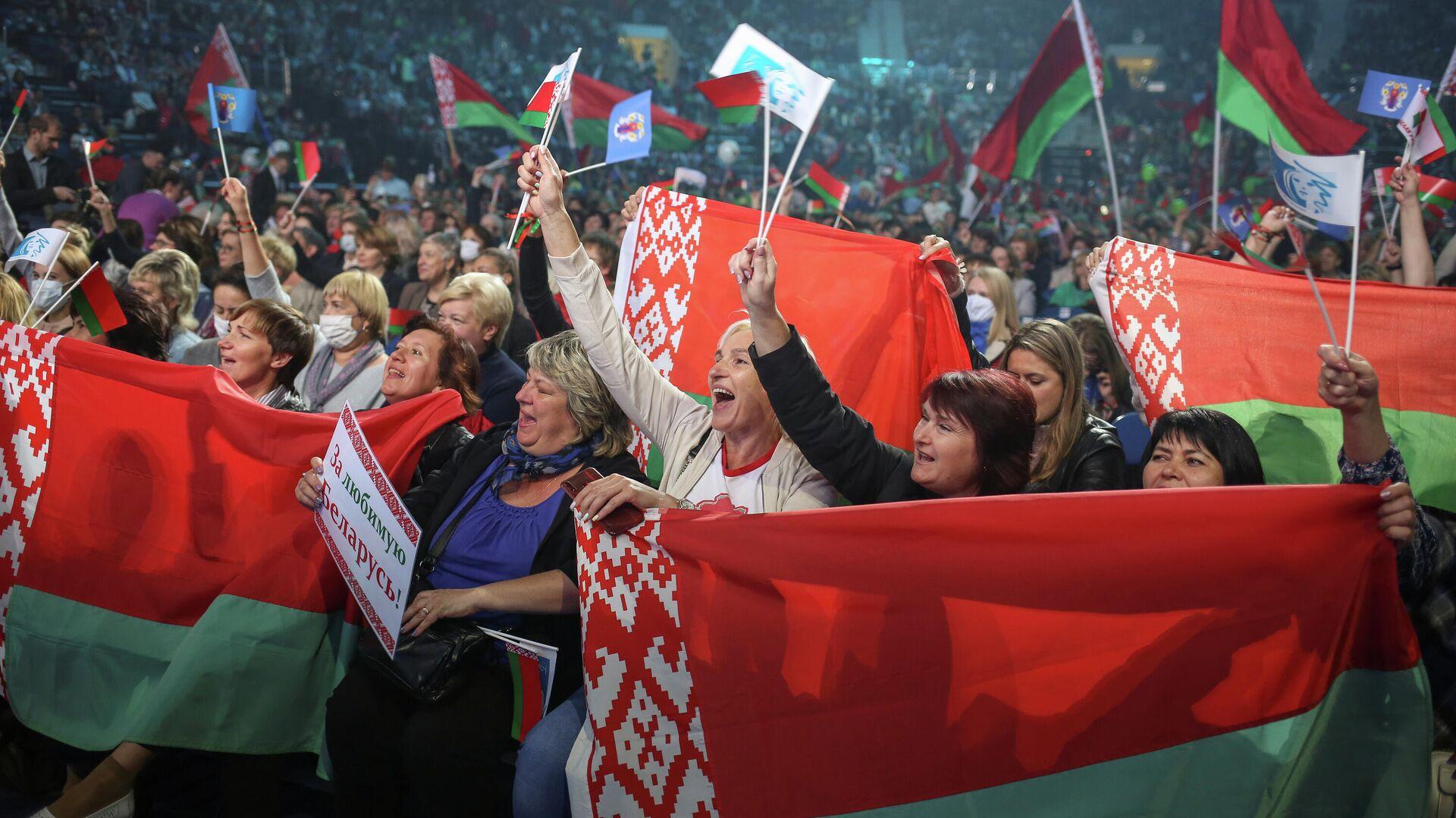 МВД Белоруссии заявило, что задержанный в Минске хотел отравить силовиков