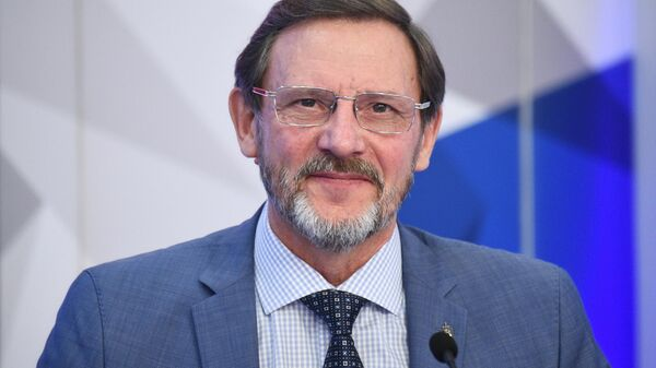Президент Ассоциации Группы специального назначения Вымпел, полковник Валерий Попов