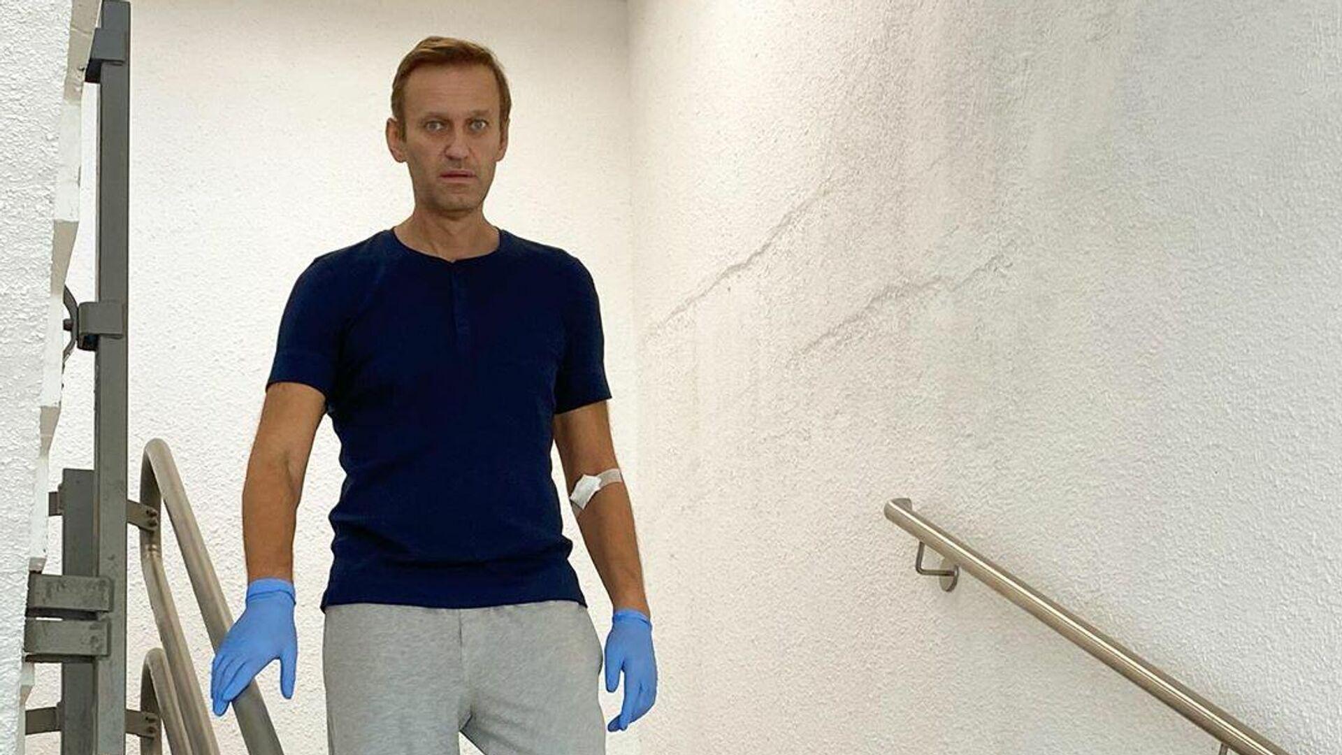 Путин прокомментировал сообщения об отравлении Навального